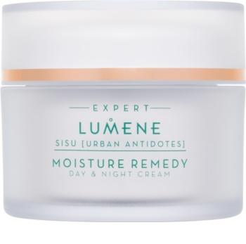 Lumene Sisu [Urban Antidotes] crema giorno e notte per tutti i tipi di pelle